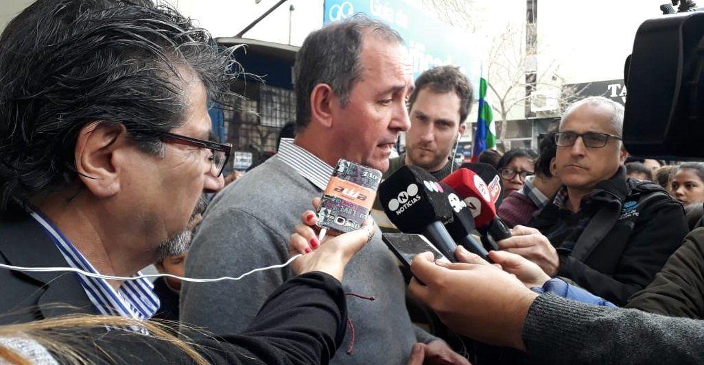Diego Roman: reunión entre fiscales, intendente de Recreo y el abogado de la madre