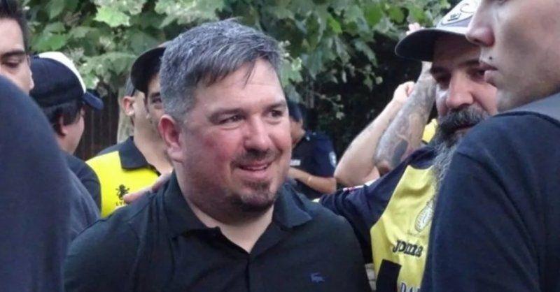 Maximiliano Levy, ex barra de Boca y nuevo presidente de la B Metro