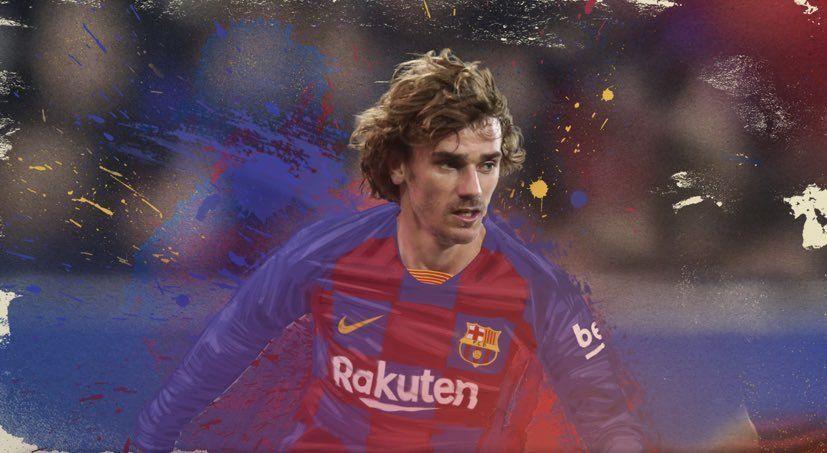 Antoine Griezmann es nuevo jugador del Barcelona