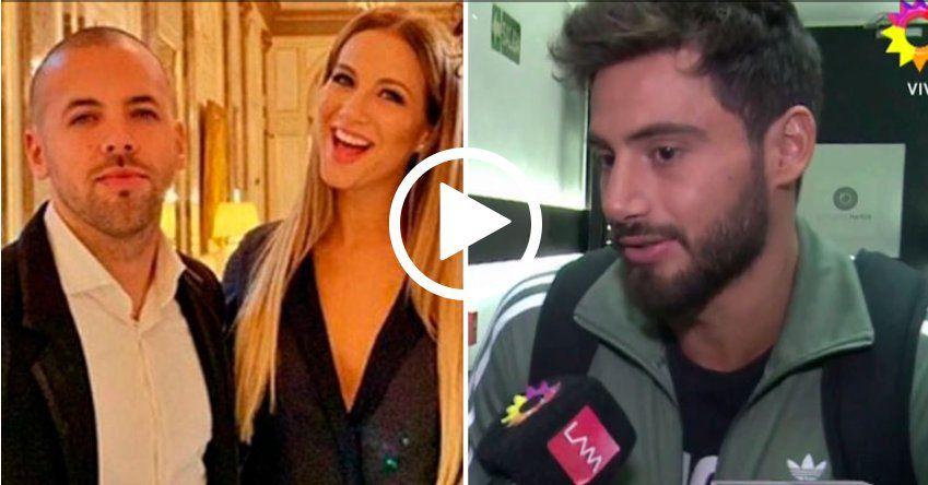 Nicolás Occhiato y el affaire entre Flor Vigna y Matías Napp
