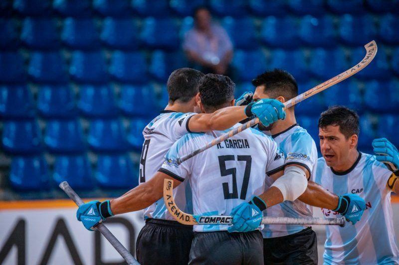 Argentina derrotó a Francia y pasó a la final del Mundial de Hockey sobre patines