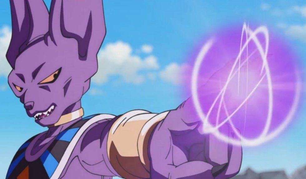 """Meerus de """"Dragon Ball Super"""" recibe un fan-art que lo pone en acción"""