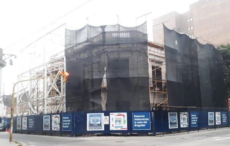 Conflicto y preocupación por el estado edilicio y funcionamiento del Archivo Histórico de barrio Sur
