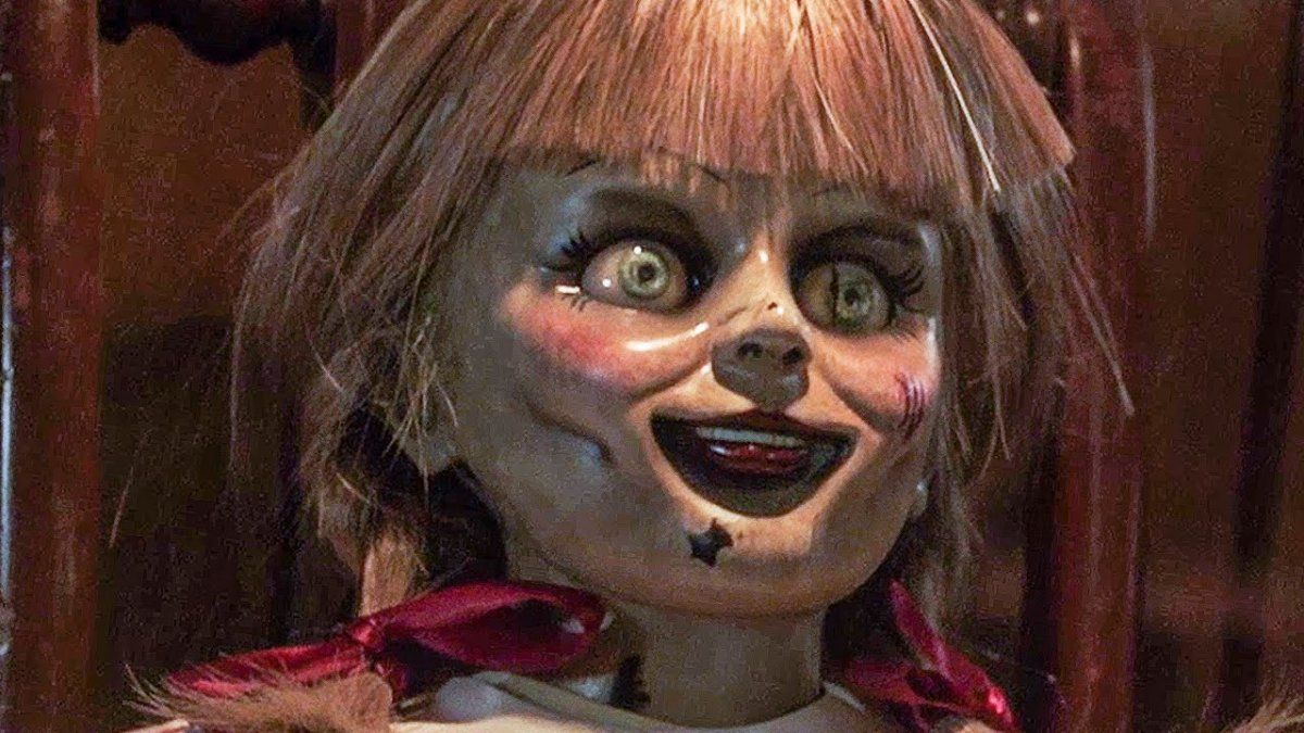 La verdadera historia detrás de Annabelle, la muñeca maldita