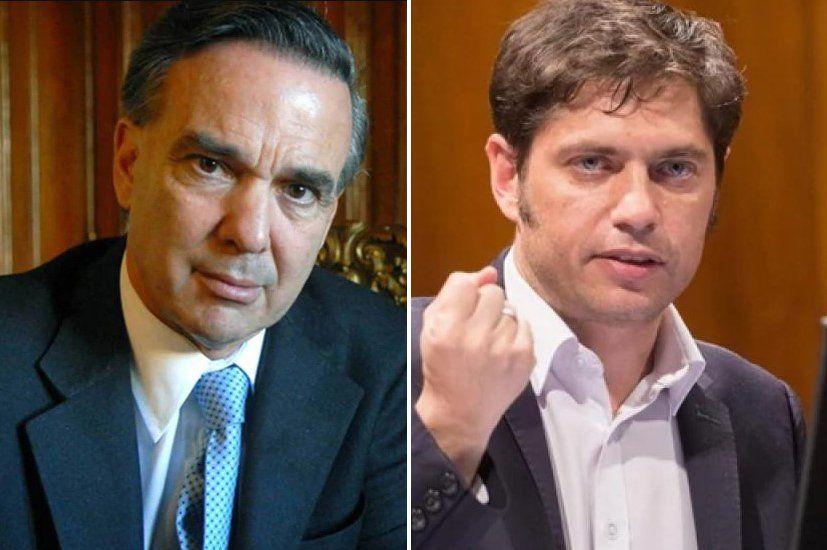 "Pichetto sobre Kicillof: ""Aplicó una política económica claramente marxista"""
