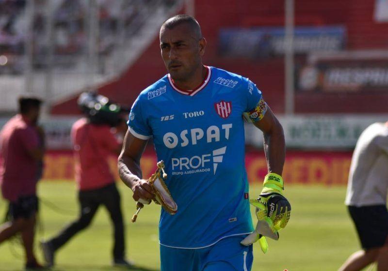 Nereo Fernández es nuevo jugador de Atlético Rafaela