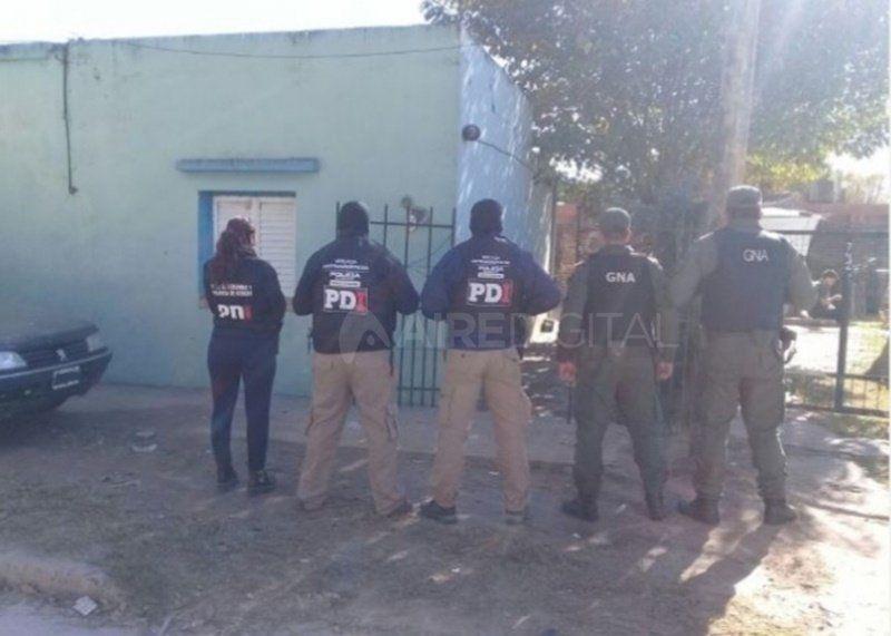 Condenaron a tres vendedores de drogas al menudeo detenidos el año pasado en la ciudad de San Jorge