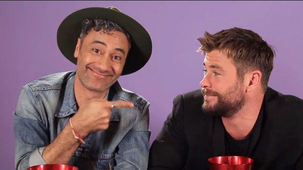 """Marvel confirma que Chris Hemsworth y Taika Waititi volverán a trabajar juntos en """"Thor 4"""""""