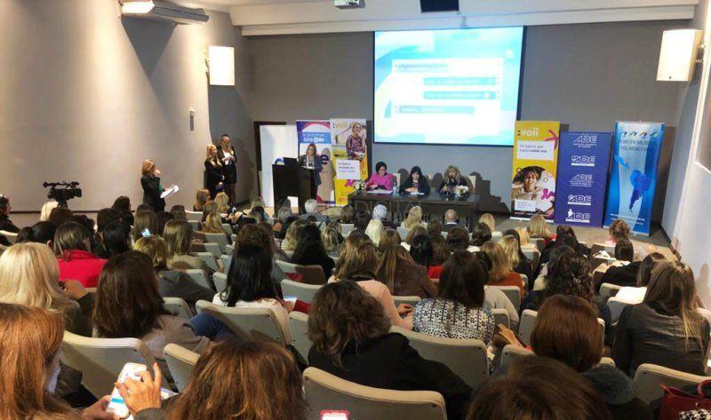 Las mujeres del Mercosur, en busca de la ocupación de espacios de liderazgo