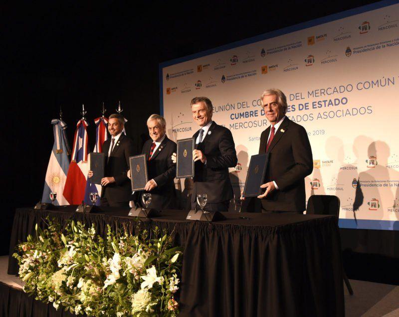 Chile se unió a Argentina, Uruguay y Paraguay para organizar el Mundial 2030