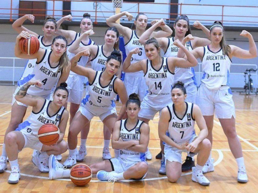Argentina debutó con un triunfo ante Malí en el mundial sub-19 femenino