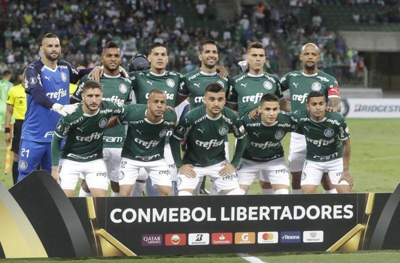 Por el Zonda, el plantel de Palmeiras no pudo aterrizar en Mendoza y debió retornar a Buenos Aires