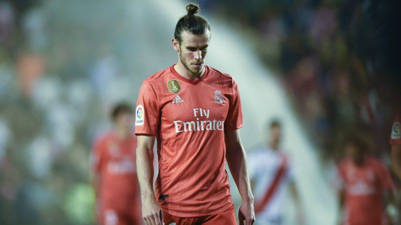 Gareth Bale deja el Real Madrid para jugar en China