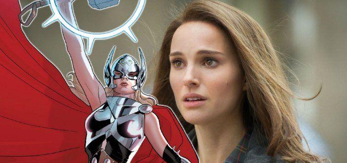 ¿Cómo Jane Foster pasó a ser Thor en los cómics?