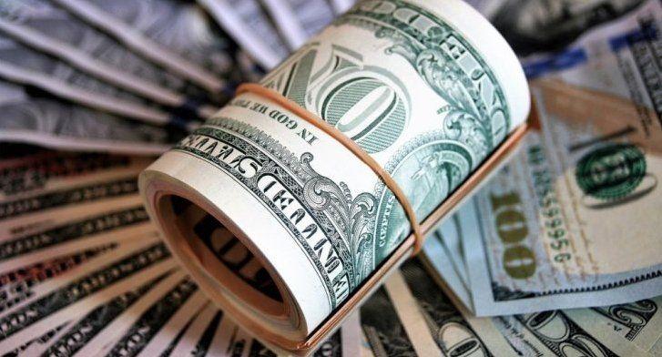 El dólar rebotó, subió 26 centavos hasta los $43,87