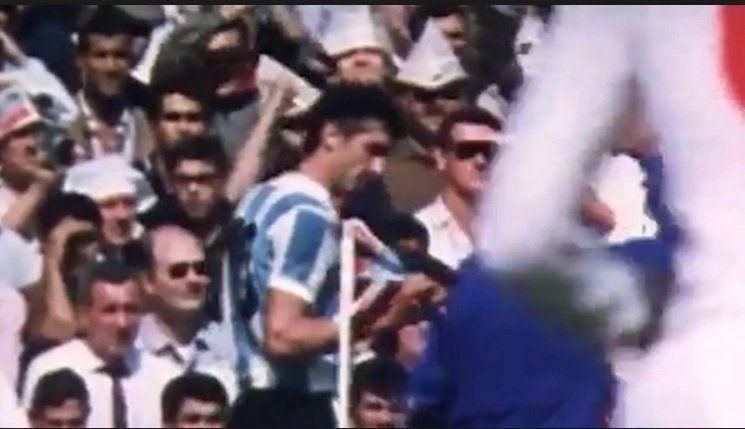 La expulsión de Rattín, y el nacimiento de la rivalidad Argentina – Inglaterra