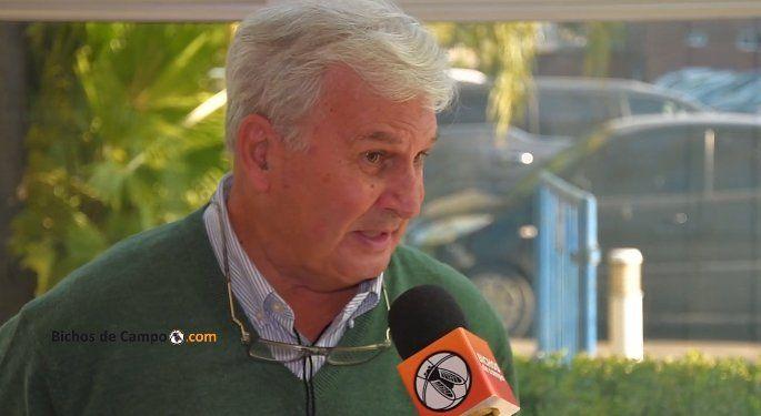 """Héctor Huergo: """"El agro no tiene nada de qué disculparse, porque no hizo nada en contra de la humanidad"""""""