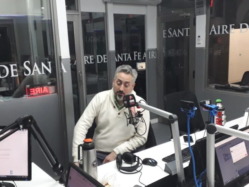 """El abogado defensor: """"Lo que Baldomir dice encuadra en la inocencia"""""""