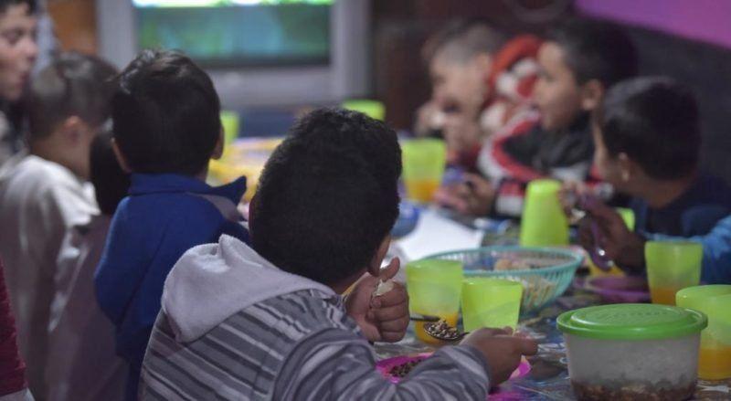 Por la crisis, la demanda de asistencia alimentaria aumenta en comedores y organizaciones sociales de Santa Fe