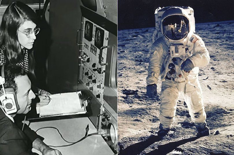 Con computadoras menos potentes que un celular, el hombre llegó a la Luna