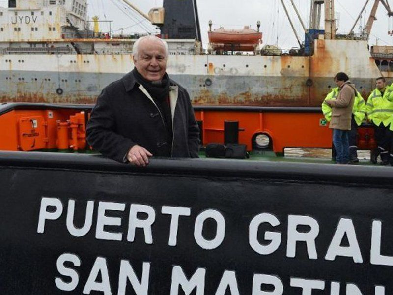 El sindicalista portuario Herme Juárez está detenido en Ezeiza y sus familiares aguardan la indagatoria