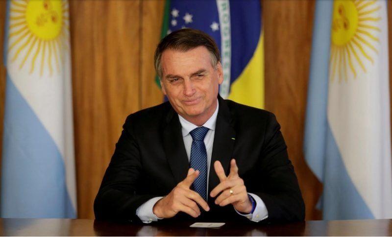 """Bolsonaro tras las Paso: """"No queremos hermanos argentinos huyendo hacia acá"""""""