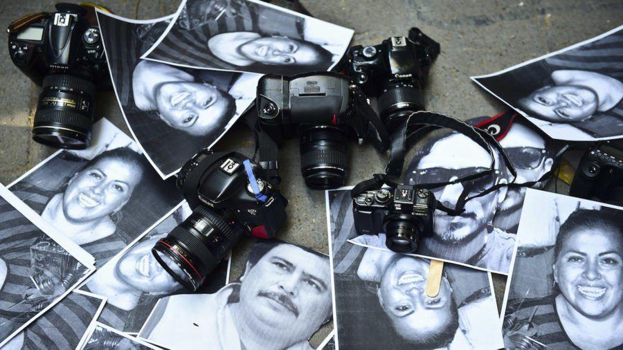 """México, el país """"en paz"""" más peligroso para los periodistas"""