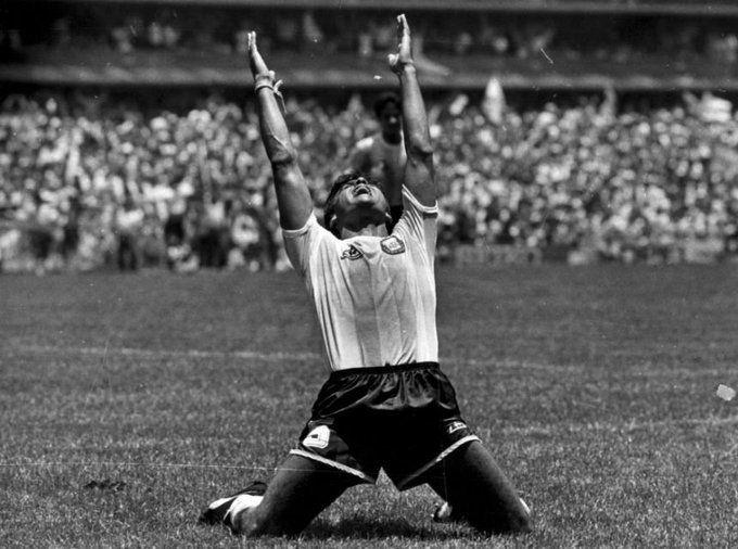 """""""No salgo ni muerto"""": el día que el """"Tata"""" Brown jugó lesionado la final contra Alemania en México ´86"""