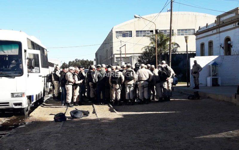 Efectivos de Prefectura Naval denunciaron maltratos en el distrito de Alto Verde