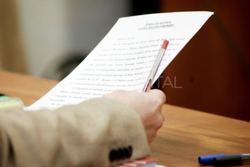 Caso Foresto: la fiscalía y la querella solicitaron que el imputado sea condenado a 15 años de prisión