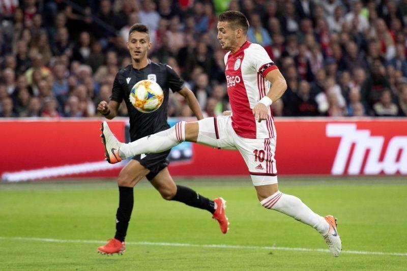 Tagliafico hizo un gol para que Ajax gane y se acerque a la Champions League