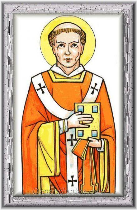 14 de agosto: San Alfredo de Hildeseheim