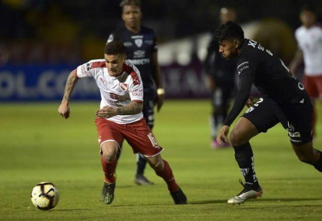 Independiente se quedó sin Copa en Quito