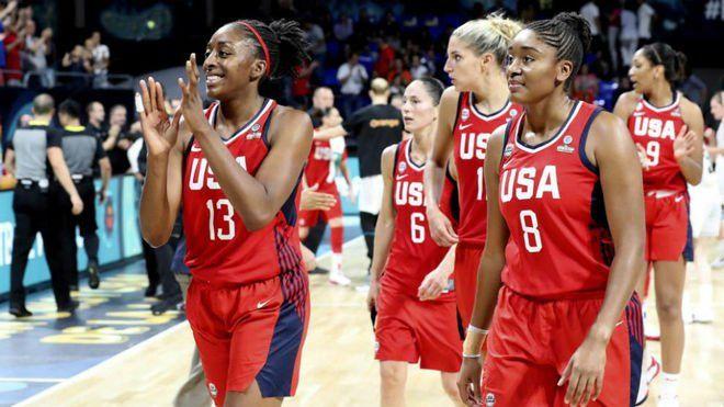 EEUU presentará candidatura para el Mundial femenino de fútbol de 2027