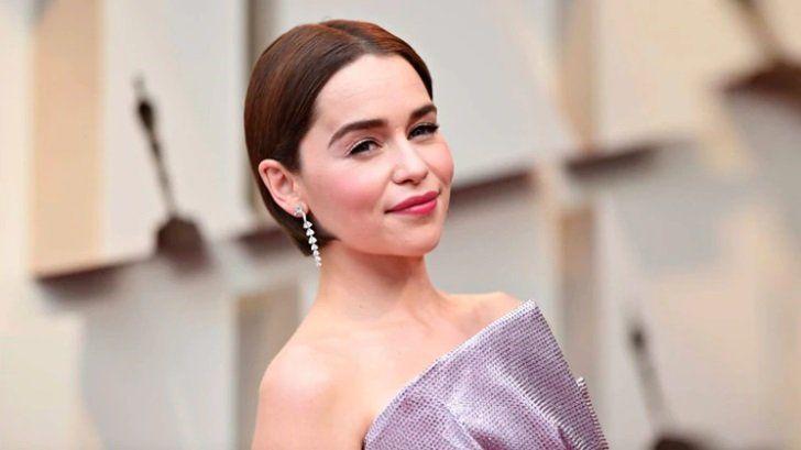 """Mirá el espectacular trailer de """"Last Christmas"""", la nueva película de Emilia Clarke"""