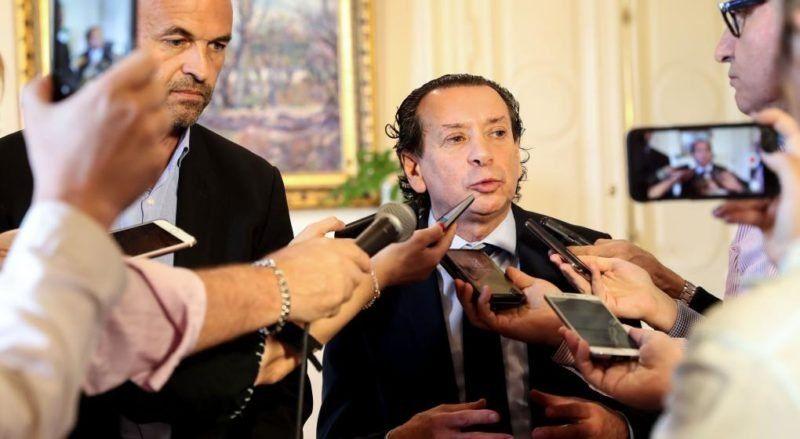 """Tras la cumbre del oficialismo en Olivos, Dietrich confirmó que el cambio de condiciones """"es claro"""""""
