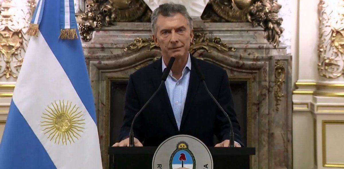 En detalle: una por una, todas las medidas económicas que anunció el presidente Macri