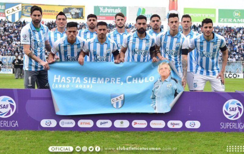 Atlético Tucumán derrotó a Godoy Cruz por la mínima y acentuó el mal pasar del Tomba