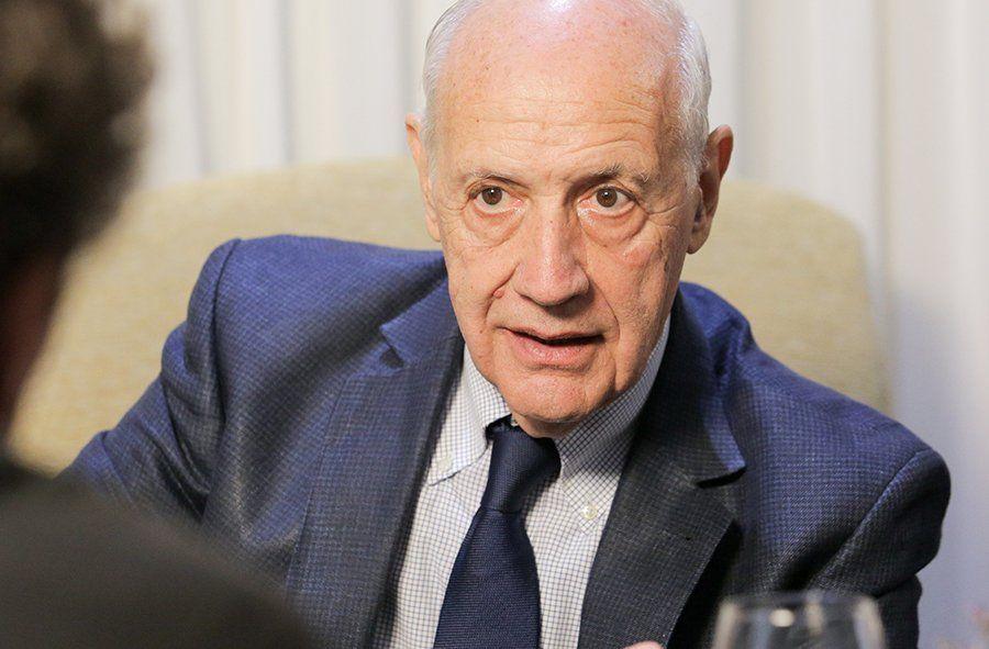 """Lavagna aceptó la invitación de Lacunza y quedó """"dispuesto"""" a """"contribuir con propuestas"""""""