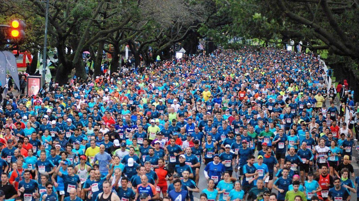 Se corre este domingo la media maratón de Buenos Aires