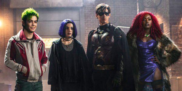 """""""Titans"""" estrena nuevas imágenes de su segunda temporada"""