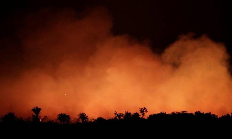 El humo de los incendios en el Amazonas llegaría a Santa Fe