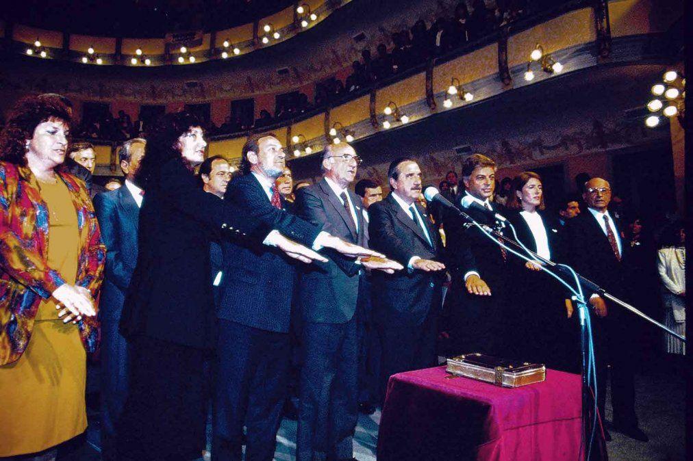 El Museo de la Constitución, escenario de los actos por los 25 años de la reforma constitucional 1994