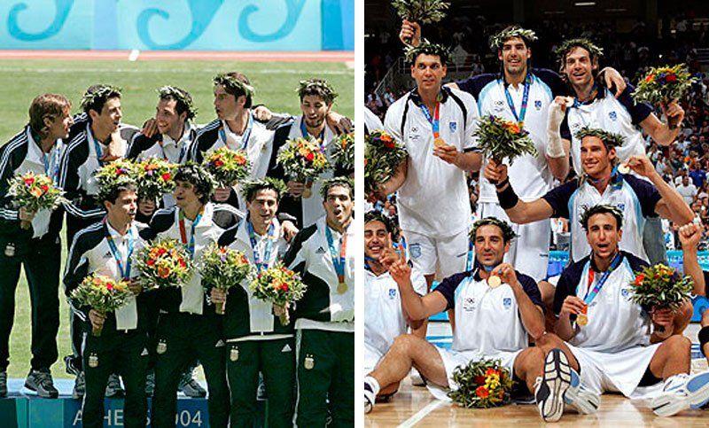 28 de agosto, el día más dorado del deporte argentino