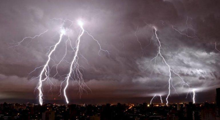 ¿Llegó la tormenta de Santa Rosa?