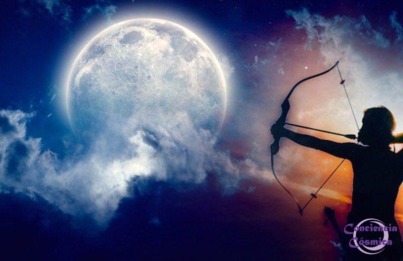 La Luna en Sagitario traerá diversión y nueva aventuras a la vida de los signos