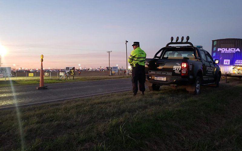 """Liberaron a los tres agentes de la Policía Vial acusados de recibir """"coimas"""" en la Ruta Nacional 11"""