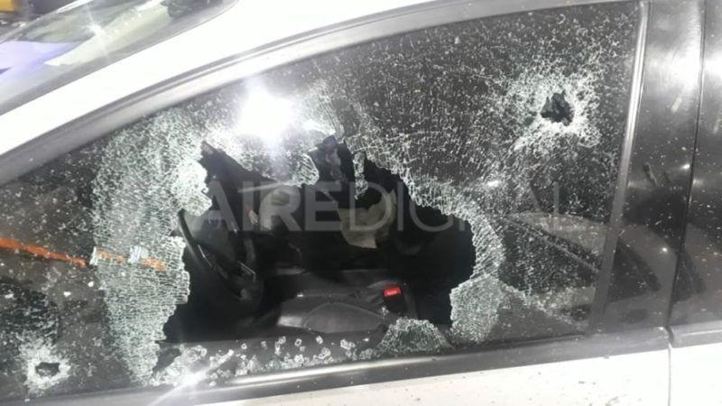 Cerca de Rosario, atacaron a balazos e hirieron a Mariano Valdés, jefe de la Policía Federal de Santa Fe