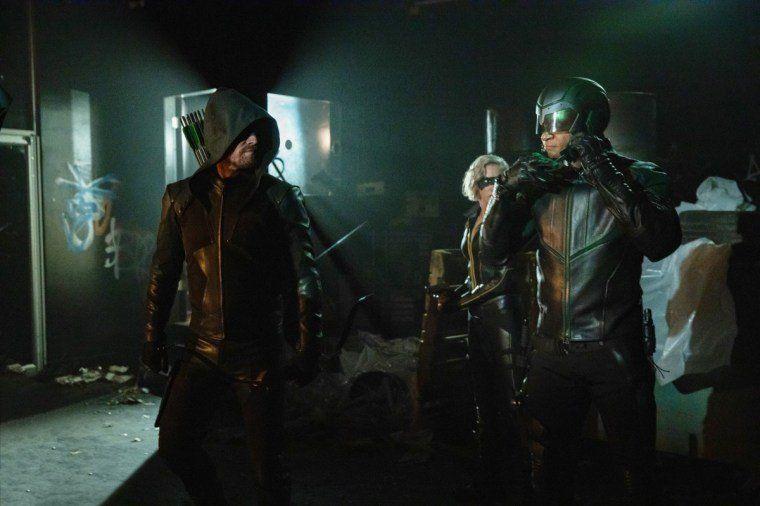 """""""Arrow"""" estrena nuevas imágenes de su última temporada"""