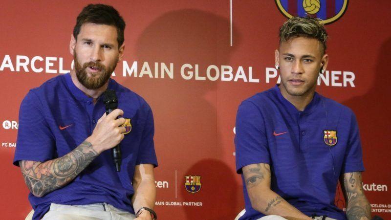 """¿Messi se va del Barcelona?: """"Estoy feliz, pero quiero ganar cosas"""""""